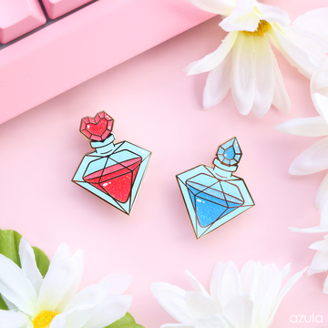 RPG POTIONS ✦ ENAMEL PIN SET