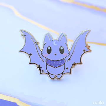 LUNAR BAT ✦ ENAMEL PIN