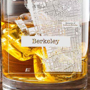 Berkeley College Town Glasses (Set of 2)