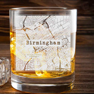 Birmingham College Town Glasses (Set of 2)
