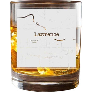 Lawrence College Town Glasses (Set of 2)