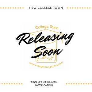 South Orange College Town Glasses (Set of 2)