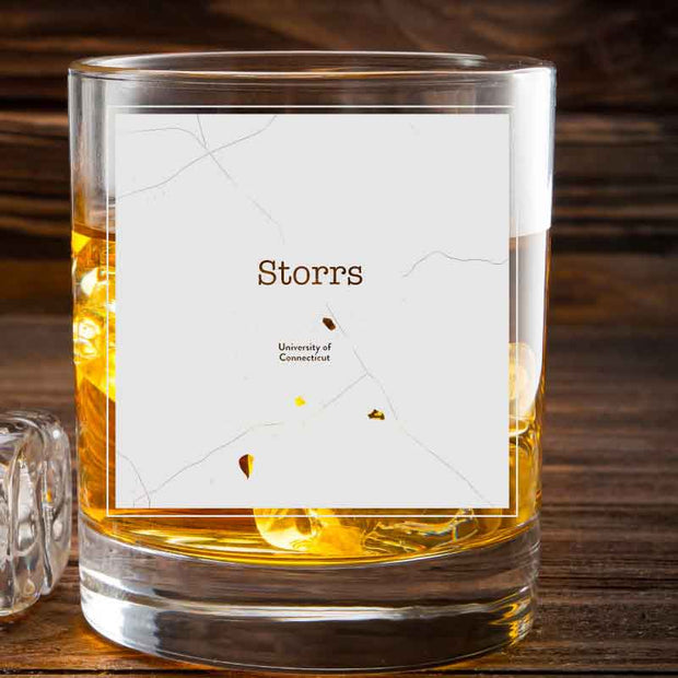 Storrs College Town Glasses (Set of 2) 1
