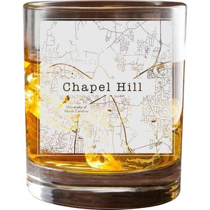 Chapel Hill College Town Glasses (Set of 2)