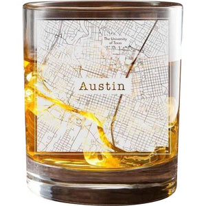 Austin College Town Glasses (Set of 2)