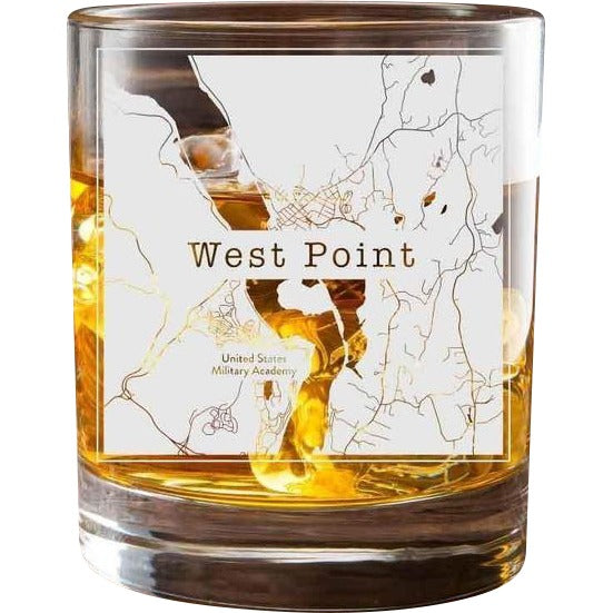 West Point College Town Glasses (Set of 2) 1
