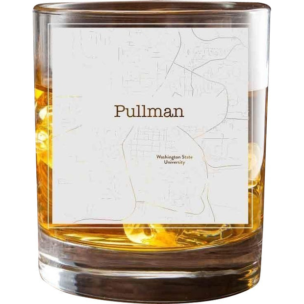 Pullman College Town Glasses (Set of 2) 1