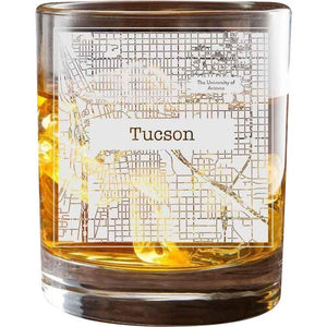 Tucson College Town Glasses (Set of 2)