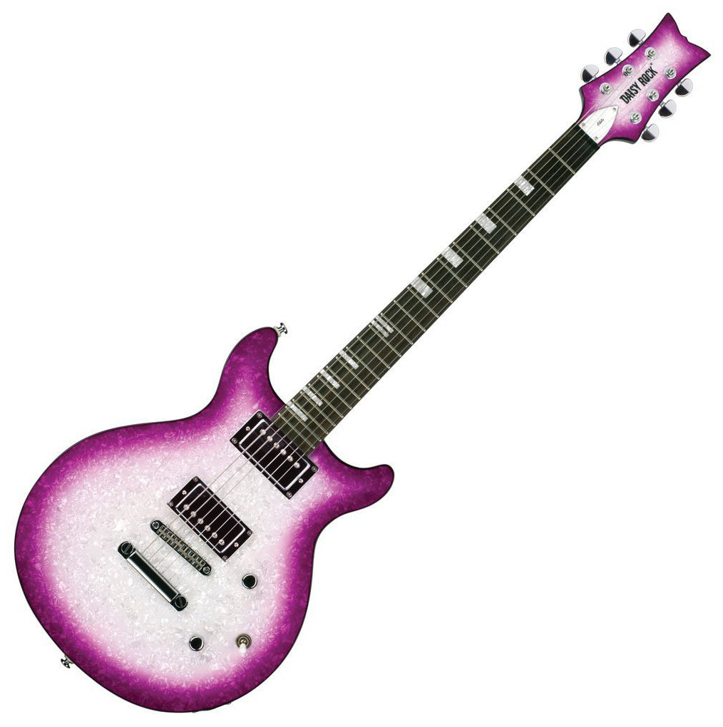 Daisy Rock Elite Guitar, Violet Burst