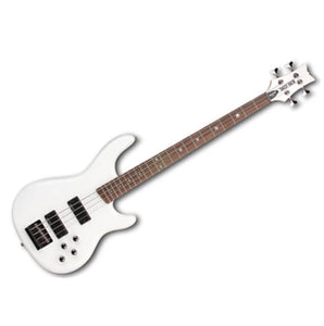 Daisy Rock Candy Bass, Pearl White