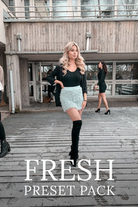 MOBILE Fresh Preset Pack