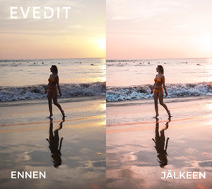MOBILE Paradise Preset Pack - Evedit
