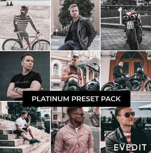 MOBILE Platinum Preset Pack