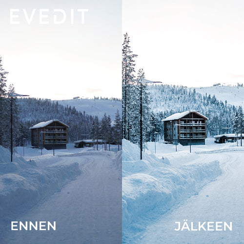 MOBILE WINTER PRESET PACK ❄️