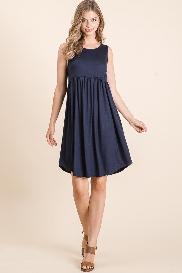 Smooth Sailing Tank Dress