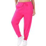 Joggers Sweatpants {Hot Pink}