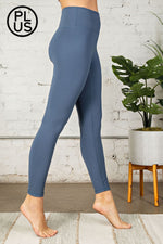 B+B Essential Leggings {Code Blue}