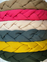 All Tied Up Braided Headbands