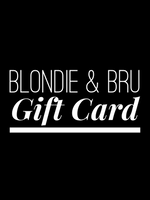 Blondie & Bru Gift Card