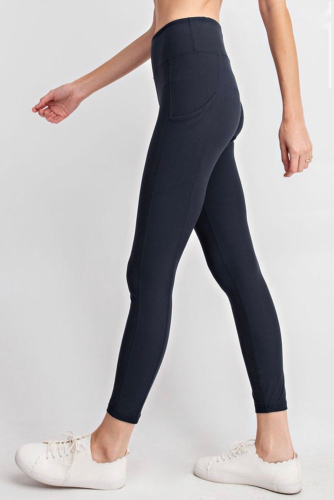 B&B Classic Leggings {Black}