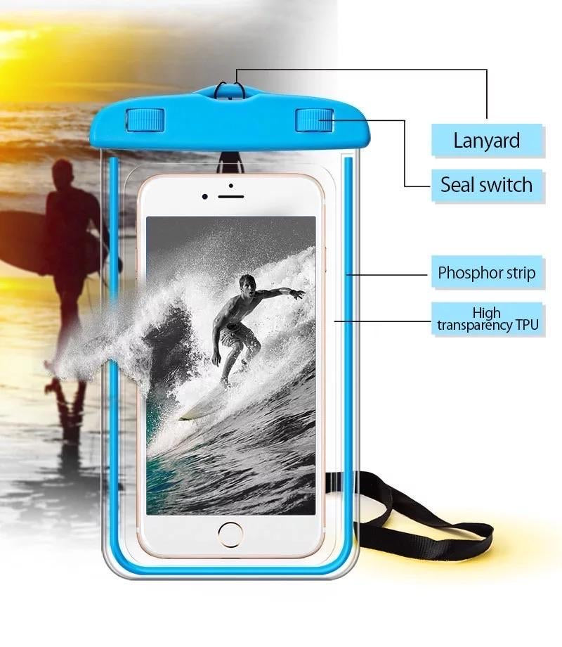 Stay Dry Phone Pouch