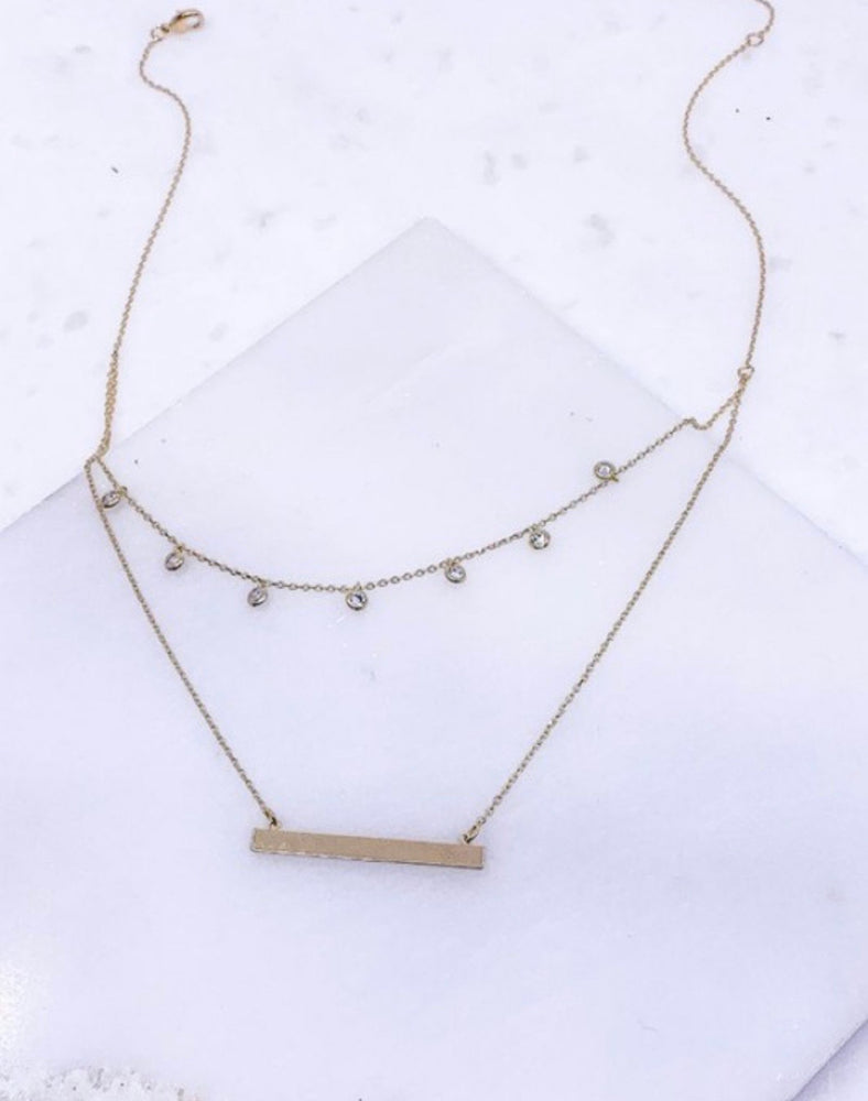 It's All In The Details Necklace