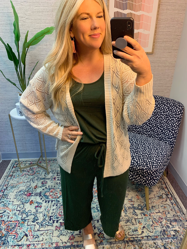 The Carly Cardi {Natural}