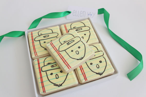 CRICHTON LEPRECHAUN Cookie Box (12 ct)