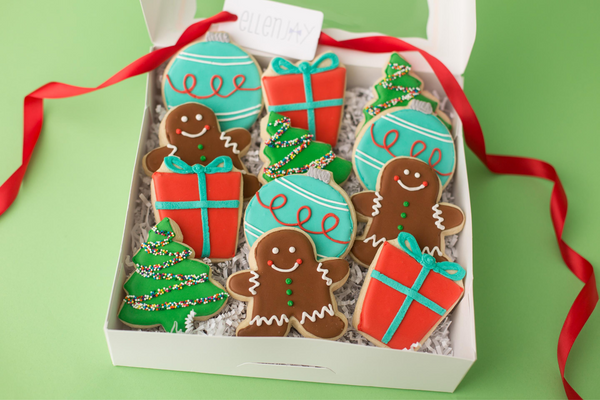 JOLLY Cookie Box (12ct)