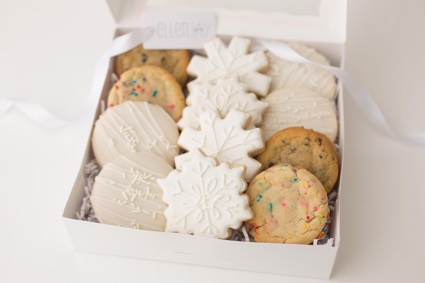SNOWFLAKE Combo Box (12ct)