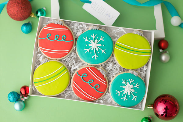 ORNAMENT Cookie Box (6 ct)