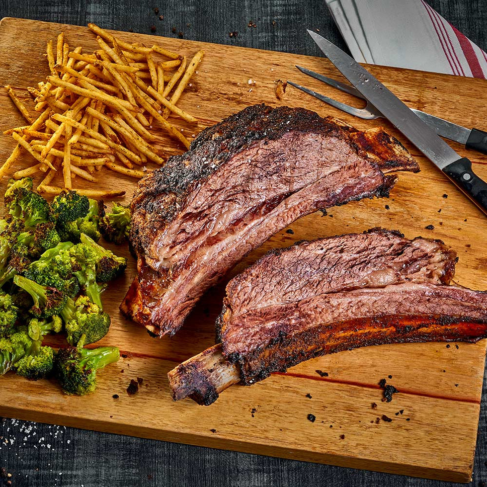 Costilla de Res Black Angus