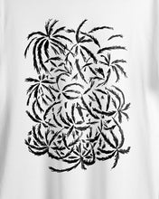 Load image into Gallery viewer, Tropical Haze - (unisex t-shirt) white/grey