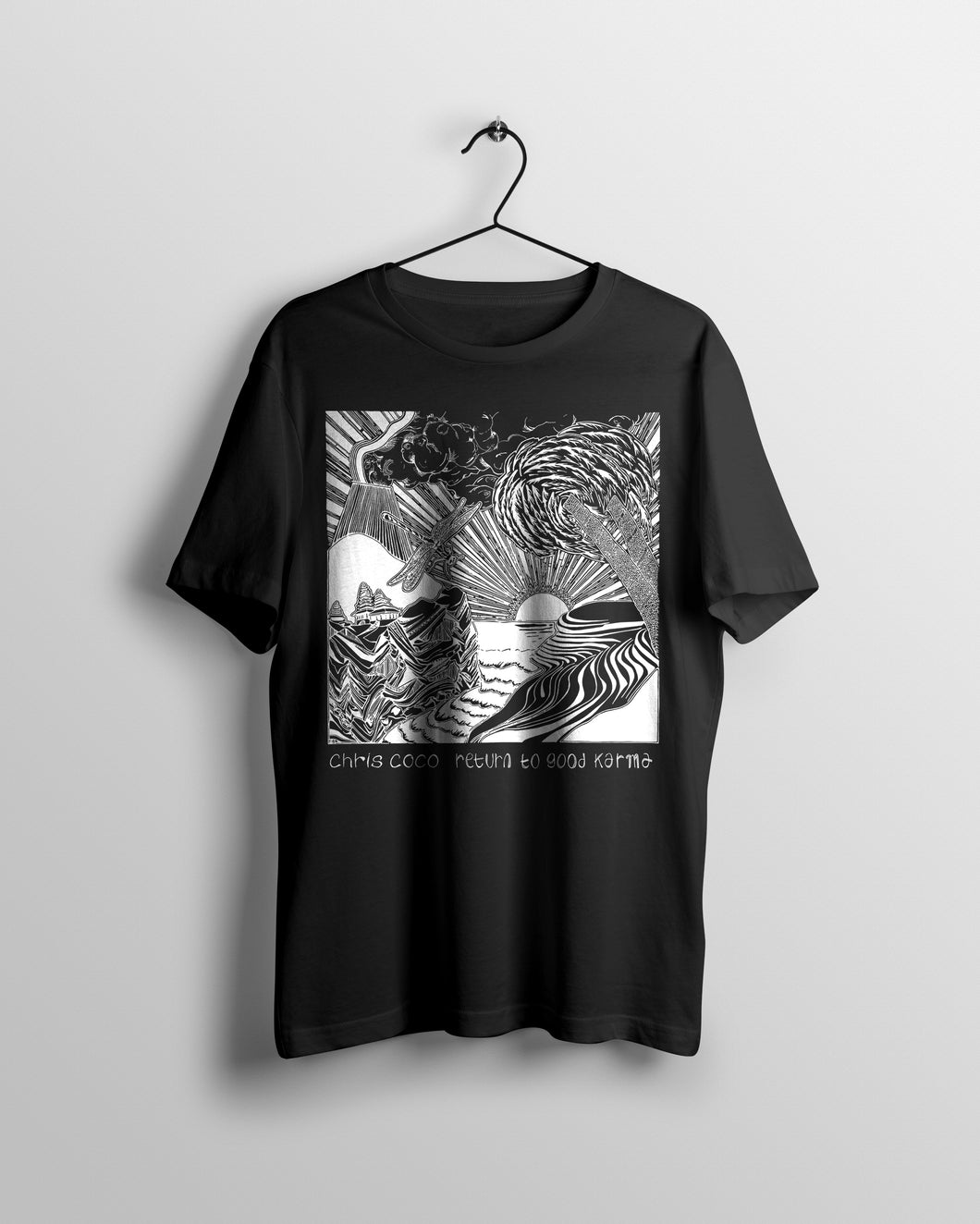 Return to Good Karma - (unisex t-shirt)