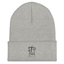Load image into Gallery viewer, Shipwreck Simon at Sour Paradise  Beanie - black/grey