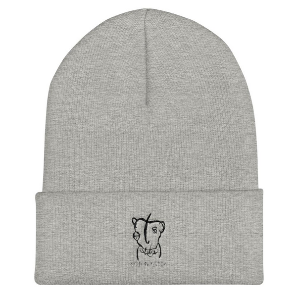 Shipwreck Simon at Sour Paradise  Beanie - black/grey