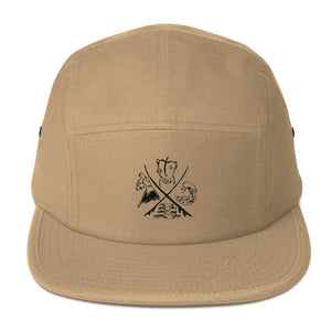 Sour Paradise Badge - Five Panel Cap