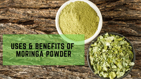 Uses and Benefits of Moringa Powder