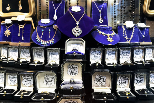 The best antique jewellers in Brighton