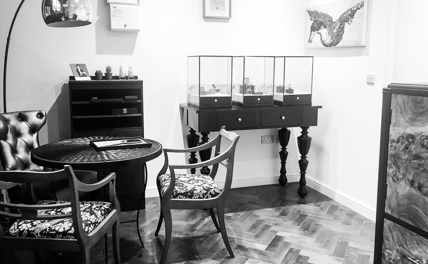 The Vintage Ring Company Showroom