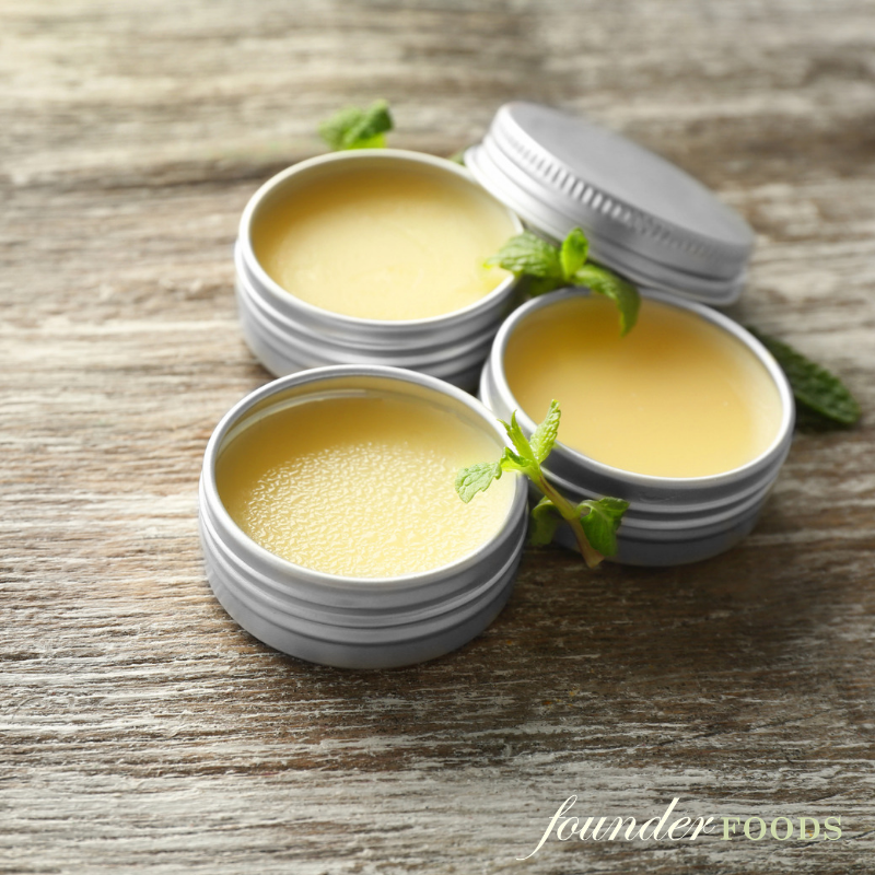 All Natural Multipurpose Balm For Lips, Skin Irritations And Babies Bums