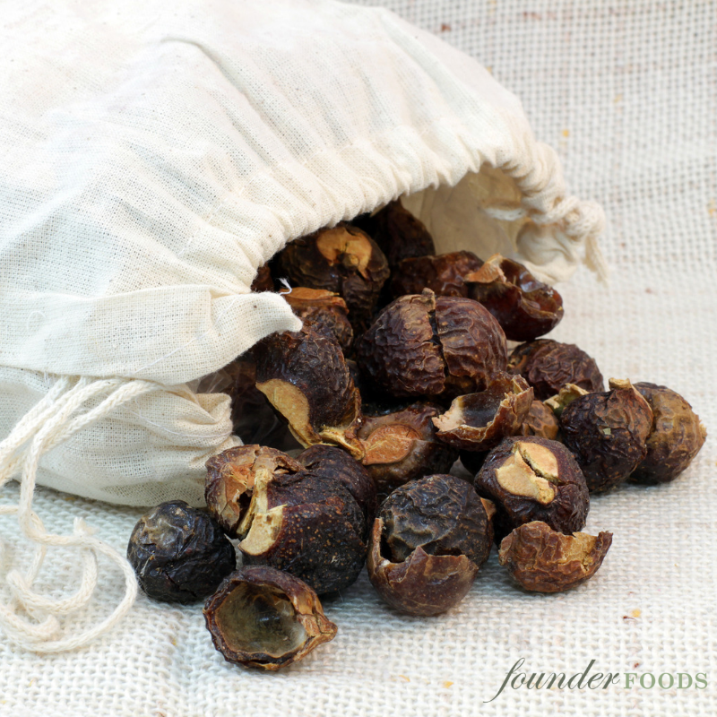 The Wonder of Soap Nuts For Your Hair