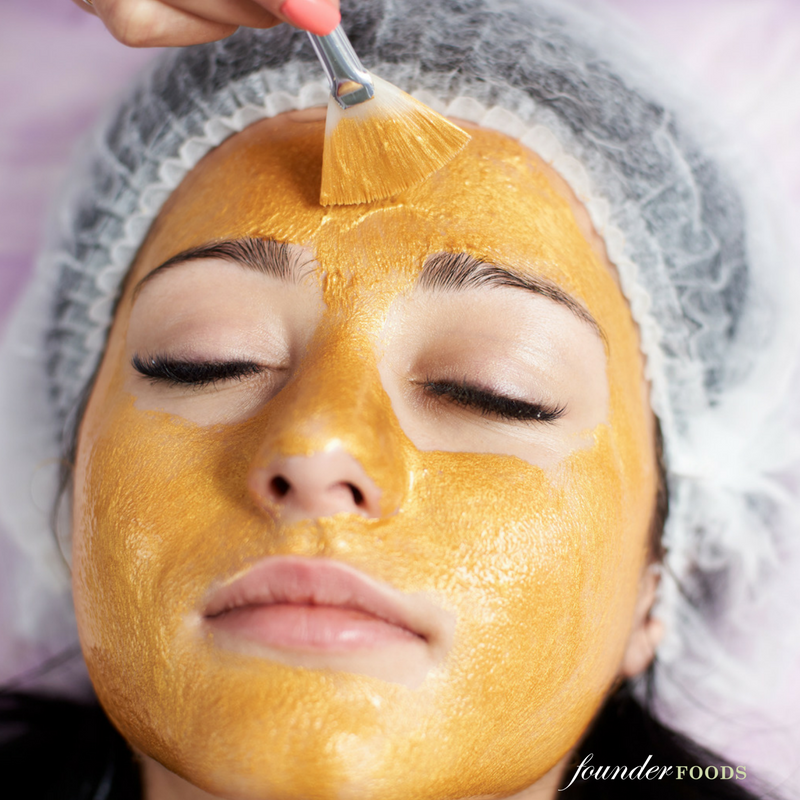 Rejuvenating And Blemish-Lightening Natural Face Mask
