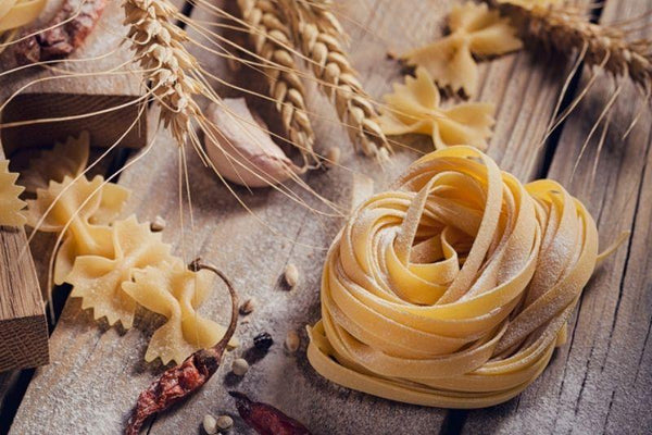 Hand-Rolled Wholewheat Tagliatelle