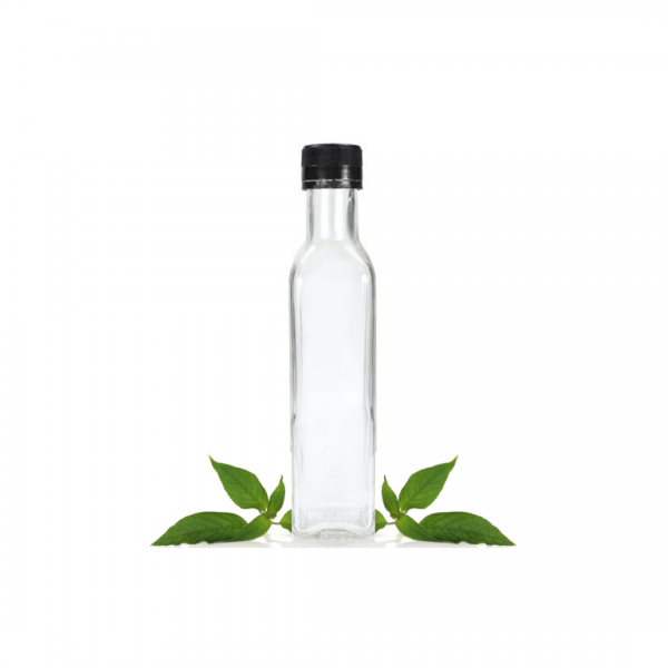 250ml Square Bottle