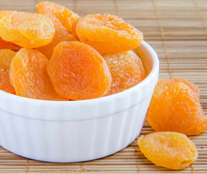 Dried Apricots - Whole Turkish