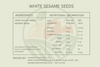 Sesame Seeds- White