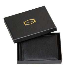 Public Cheese Slim Minimalist Front Pocket Men's and Women's Wallet Delivered in Luxury Gift Box Great Gift Idea For Birthdays Anniversaries Groomsmen Valentine's Day Father's Day Teacher's Graduation Christmas and other Special Occasions
