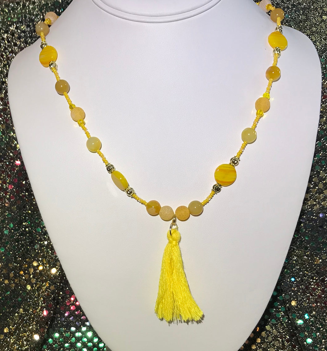 Fringe Benefits - Yellow