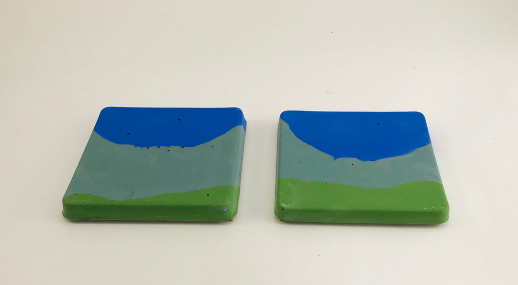 Wetlands 2 coasters